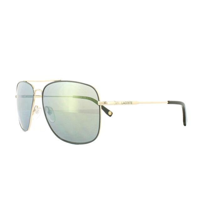 41c201dccbc Lacoste Sunglasses L175S 718 Light Gold Grey for sale online