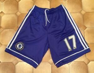 ** Chelsea Football Shorts - 17-adidas Climacool-home Bleu - 13/14 Ans **-afficher Le Titre D'origine CoûT ModéRé