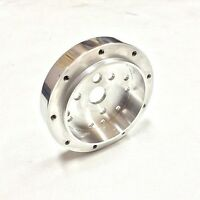 3/4 Billet Conversion Plate For 9 Hole Steering Wheels To 3, 5, 6 Hole Adapter