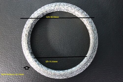 CEG285 Conical Exhaust Ring Gasket RENAULT ESPACE LAGUNA 19 21 VOLVO 440 460