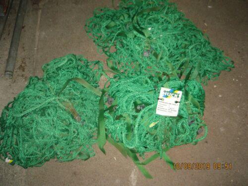 3* Neu +Versand Anhängernetz von HUCK Dachdeckerfangnetz