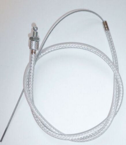 """BICYCLE BRAKE CABLE 32/"""" LONG WITH SHEATH BIKE PARTS 74"""
