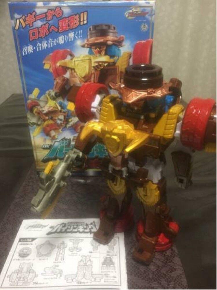 Bandai Shuriken Sentai ninninger Shuriken Gattai Dx Bison King Japan F S