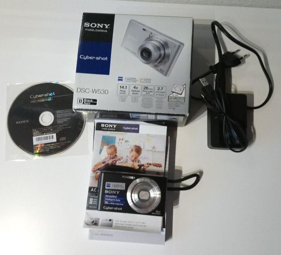Sony, Cyber-shot, 14,1 megapixels