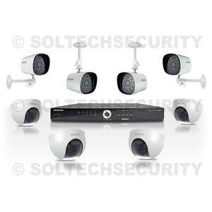 Samsung-SDE-5001N-16-Channel-DVR-Security-System