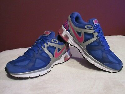 new concept 7143d a6f64 NIKE AIR MAX RUN LITE 4 (555762 500) RUNNING SNEAKERS SIZE 6.5Y
