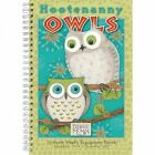 Hootenanny Owls 2017 Weekly Planner Sellers Publishing Inc. Corporate Author