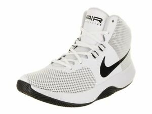 6d271aa4d1e42 Image is loading Nike-Air-Precision-Basketball-Shoes-White-Black-898455-