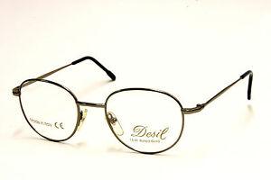 Occhiale Da Vista / Eyeglasses Vintage Desil Lilla' - Laminato Oro 14 Kt. c9lRfbBD