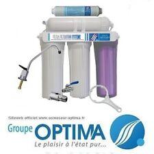 Purificateur d'eau par Ultrafiltration à 0.01 micron 5 étapes -