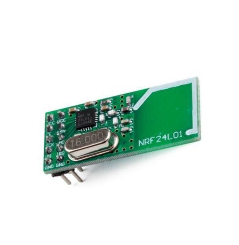 2.4GHz Wireless Transceiver Module for Arduino Microcontroller 2PCS NRF24L01