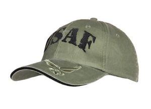 US Army Air Force USAAF Baseball Cap Air Force Pilots Insignia Vintage