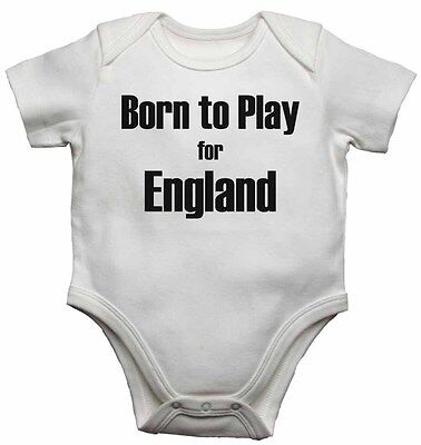 When I Grow Up Im Going to Play for Scotland Personalised Baby Vests  Bodysuits