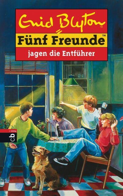 Fünf Freunde: Band 13 - Fünf Freunde jagen die Entführer - Enid Blyton