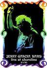 Jerry Garcia Band - Live at Shoreline (DVD, 2005)