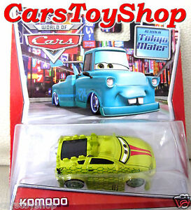 DISNEY PIXAR CARS LIGHTS /& SOUND CARDED NEW Diecast 1:55 TOKYO DRIFT MATER TOY