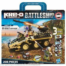 KRE-O corazzata MINIERA Stryker Costruzione Blocco Set (38976)