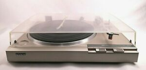 Vintage-Sony-PS-252-Direct-Drive-Automatic-Stereo-Turntable-System