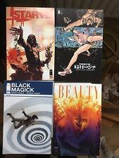 4 brand new NM Image Comics Tokyo Ghost 2 Starve 3 Black Magick 2 Beauty 4