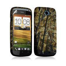 Housse coque étui gel pour HTC One S motif LM10+ Film protecteur