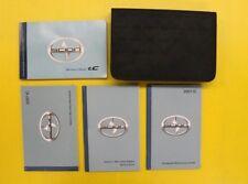 2007 scion tc owners manual set ebay rh ebay com 07 scion tc owners manual 07 Scion tC Spoiler