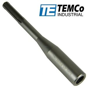 "TEMCo Industrial - 5/8"" Bore SDS MAX Ground Rod Driver"