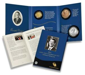 2016-Reagan-Coin-amp-Chronicles-proof-silver-eagle-amp-reverse-proof-dollar