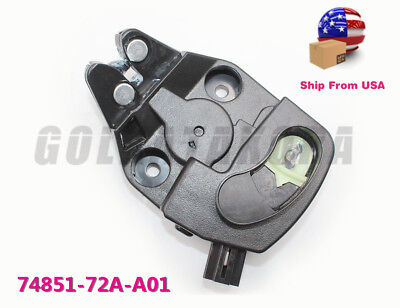 74851-S5A-A01 Trunk Lid Latch Lock Release Handle For Honda Civic 74851-T2A-A01