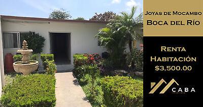 Habitacion en Renta en Fracc. Joyas de Mocambo, Boca del Río, Ver.