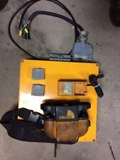 overhead crane remote control system Hetronic 5 step