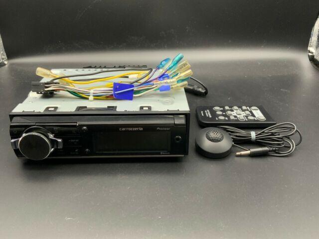 Pioneer Carrozzeria DEH-970 car audio Unit 1DIN CD USB Bluetooth SD CD Player