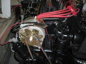 470 mercruiser alternator conversion kit 165 170 180 190 470 488 non rh ebay com GM 1-Wire Alternator Conversion 165 Mercruiser Alternator Conversion Kit