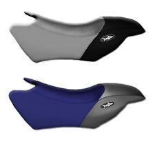 YAMAHA GP1200R CUSTOM SEAT COVER SILVER GRAY DEEP BLUE CARBON FIBER GP800R 2001