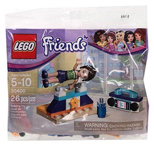 Lego Friends Naomi Ginástica POLYBAGGED Conjunto 30400 26 Peças