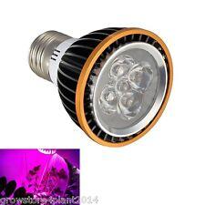 5x3W Led Grow Light Bulb Full Spectrum 400nm~840nm Indoor E27 LED Grow Light