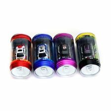 1:63 Coke Can Mini RC Radio Racing Car. Color vary