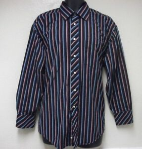 eda85f0d130b7c Image is loading TED-BAKER-London-100-COTTON-STRIPED-DRESS-SHIRT-