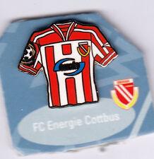FC ENERGIE COTTBUS-Saison 2001/2002-aus Pinrahmen-ENVIA WERBUNG-COTTBUS-FU 17