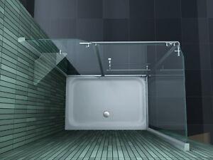 ENCO-120-x-90-Glas-Duschkabine-Dusche-Duschwand-Duschabtrennung-ohne-Duschtasse