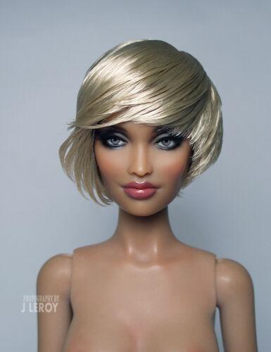PIXIE Blonde Wig For 16/' Kingdomdoll FR Numina Sybarite Culte De Paris 30/% Off
