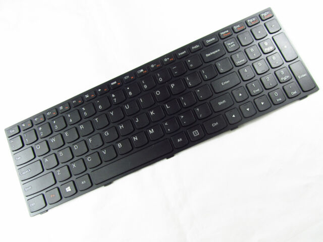 Original New US Black keyboard with frame For Lenovo B50-30 Touch B50-45 B50-70