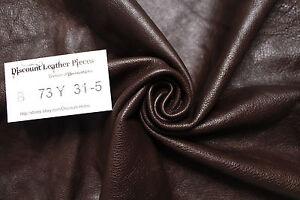 034-Brinkley-Brown-034-Leather-Cowhide-Remnant-Appx-9-sqft-B72Y31-5