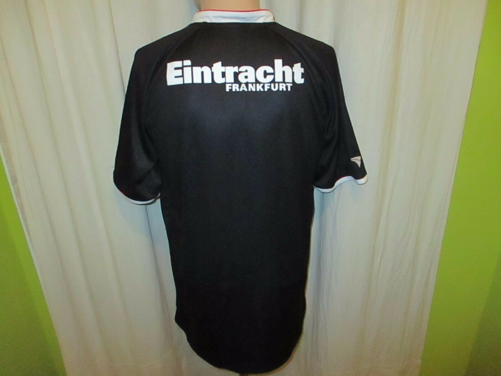 Eintracht Frankfurt Original Original Original Jako Ausweich Trikot 2008/09