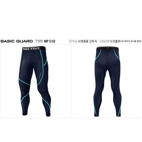 Take Five Mens Skin Tight Compression Base Layer Running Pants Leggings NP501