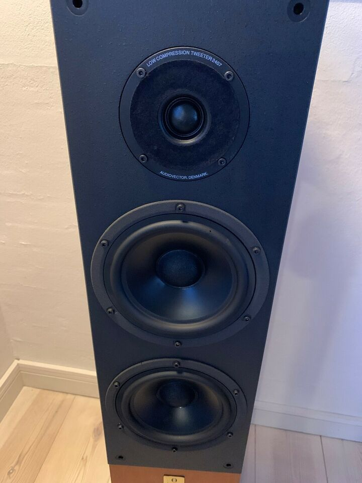 Stereoanlæg , Nad, audiovector m3 + c338