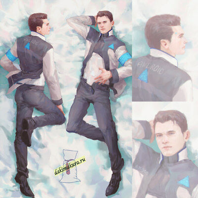 Become Human RK900 Dakimakura pillow