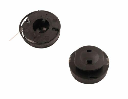 Fadenspule 1,6mm 2er Set passend Black/&Decker GL320 Freischneider