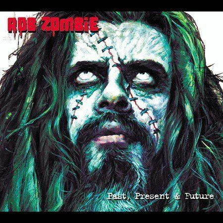 Rob Zombie - Past Present And Future (Clean (2003) - Used - Compact Disc
