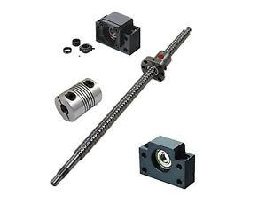 1pcs-Antibacklash-Ball-Screw-1605-L300mm-BK12-BF12-2pcs-6-35x10mm-Coupler