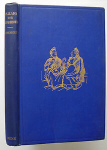 Ballads-for-Broadbrows-by-A-P-Herbert-poems-amp-songs-from-Punch